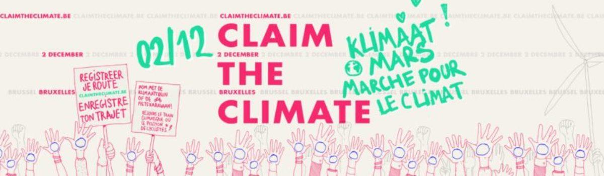 Retour sur la Marche pour le climat